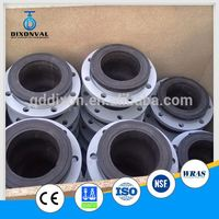 single ball standard reducing rubber flexible joint