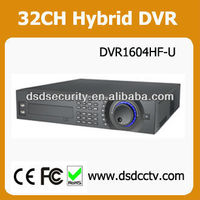 Dahua H.264 CCTV HDMI Input DVR Player Full HD Security DVR Recorder DH-DVR1604HF-U
