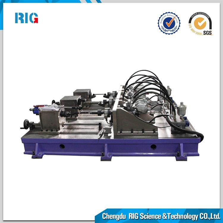 hydraulic servo simulation automobile chassis Endurance Fatigue Triaxial testing machine