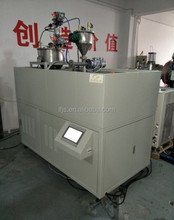 microwave pyrolysis for biomass processing