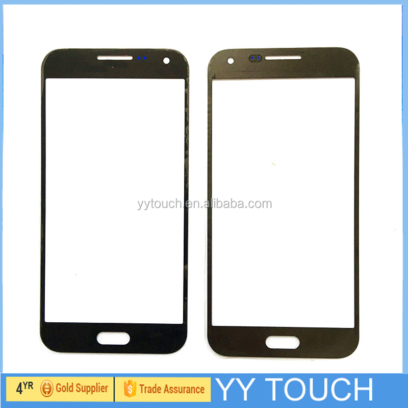 Front Glass Screen For Samsung Galaxy E5 Replacement Parts, Outer Glass Screen For Samsung E5 E500