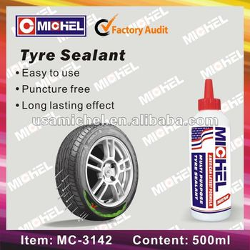 INNER TUBE AND TUBELESS TYRE SEALANT PUNCTURE REPAIR