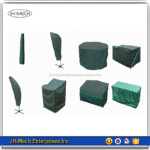 Polyester outdoor furniture rain covers