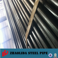 oil and gas pipe ! steel pipes trading companies q235b grooved steel pipes