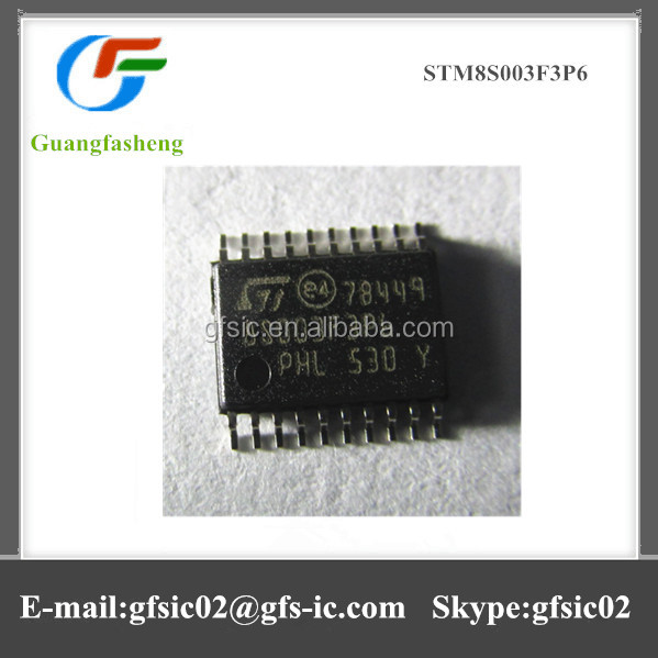 Hot sale electronic components&supplies for STM8S003F3P6