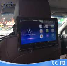 10.1 inch android car headrest monitor with full hd 1080P touch screen