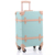 hotsale vintage luggage carry on luggage trolley vintage suitcase set