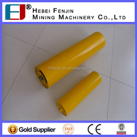 China Good Quality Conveyor Belt Carrier Roller, Trough Roller, Return Roller With Good Price