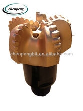 API& ISO 9 1/2 pdc bit with 5 wings for oil or water well drilling