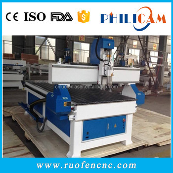high quality Philicam cnc woodworking router 1325 made in China