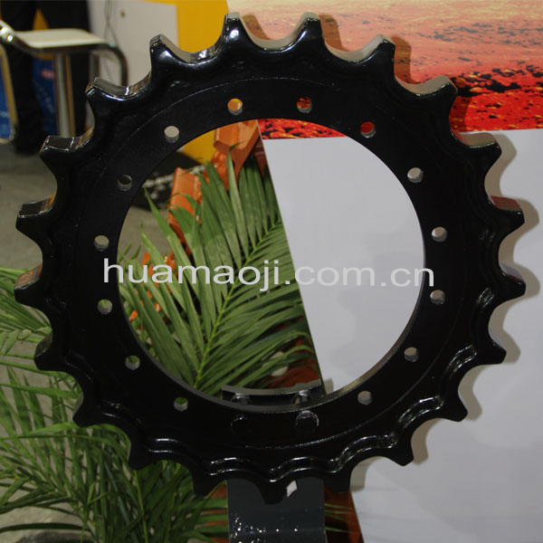 latest technology daewoo excavator sprocket wheel rims made in china