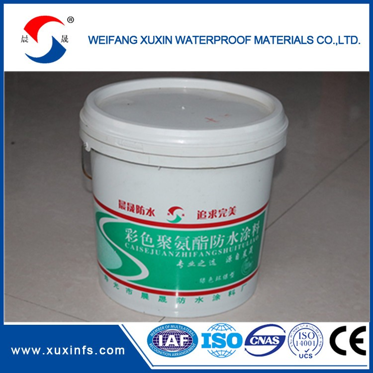 Hot sales factory price waterproofing elastomeric roof coating