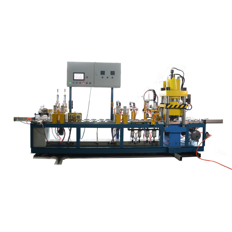 Full Automatic Metal Cutting Disc Cutting Wheel Grinding Abrasive Wheel Making Machine Production Line Mail