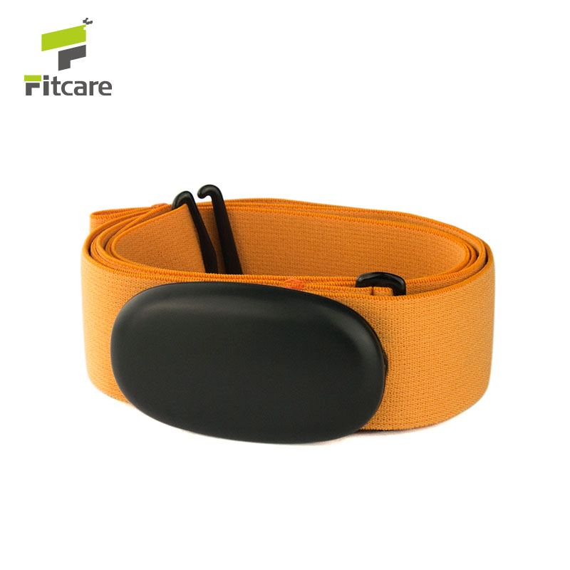 Fitcare HRM803 fitness heart rate belt OEM heart rate transmitter with chest belt
