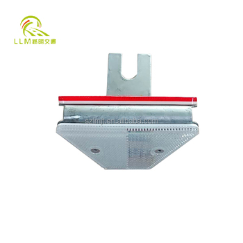 Made in China trapezoid solar road delineator