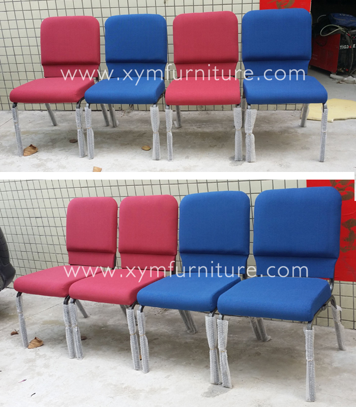 stacking church pulpit chair for prayers