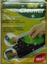 HIGH EFFECTIVE GEL CLEANER/DUST CLEANER FOR CLEAN COMPUTER BOARD/SUPER CLEAN