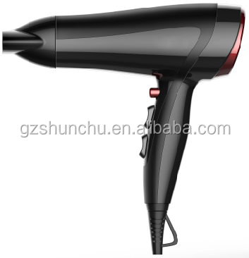 2200W 110V-125V ALCI Plug DC Motor High Power Professional Hair Dryer