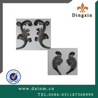 The Nice Cast Steel Wrought Iron