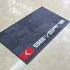 Extra Plush Carpet Logo Mat