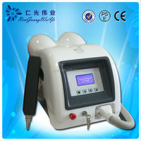 low level laser therapy tattoo removal machines CE