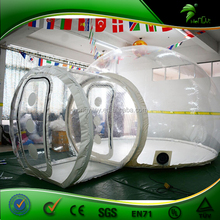 New Fresh Camping Clear Inflatable Bubble Tent For Sale
