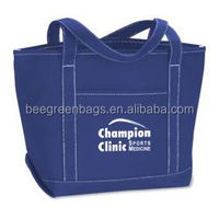 BeeGreen Promotion Cotton wholesale tote bags no minimum With Custom Printing