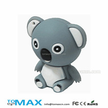 Free shipping gadget Koala cartoon usb flash disk wholesale