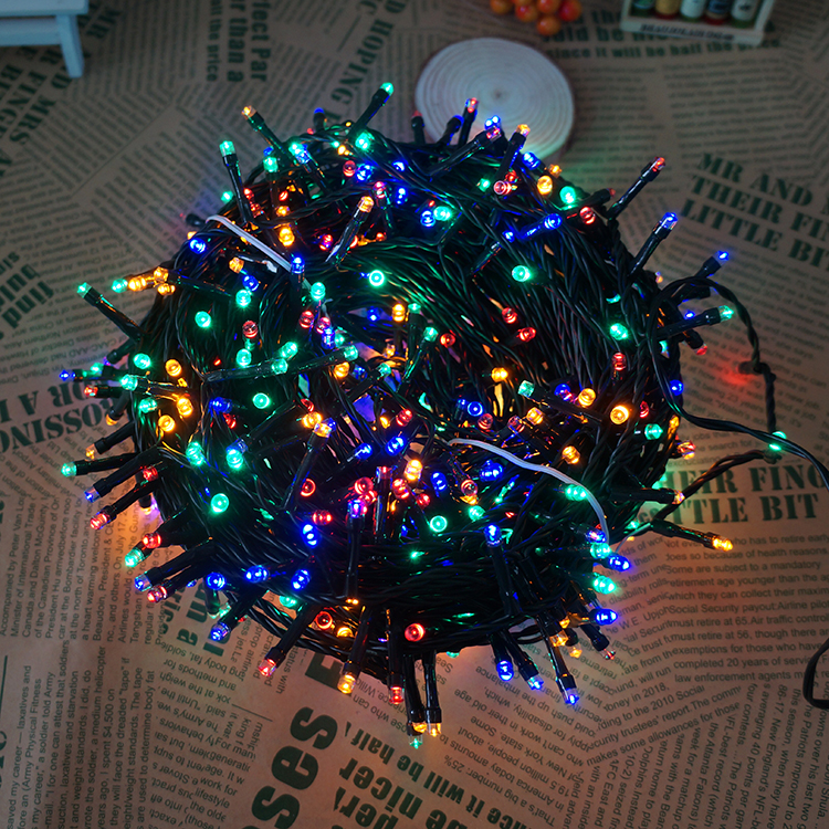 200L multiple color Led Christmas Lights Wholesale,Led Light light,String Light