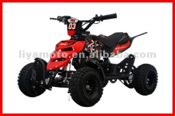 2 stroke 49cc mini quad for kids pull start