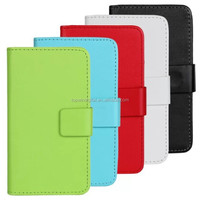 New Product Fancy Smart Holster Wallet PU Leather Flip Case For LG G2 Mini D620