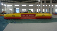 Popular outdoor new inflatable soccer field for sale, giant inflatable sport games
