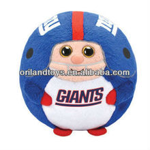 Giants Football Babies Balls Plush Soft Toy
