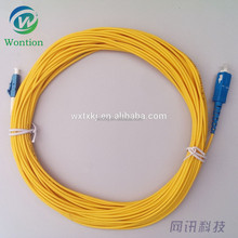 SC/UPC-LC/UPC 15 meters single mode fiber jumpers