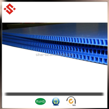 2015 PP Material 2mm 3mm 4mm 5mm 6mm White corrugated plastic Board/corflute sheet/corex board