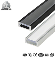 wide varieties led profile aluminum extrusion 50mm