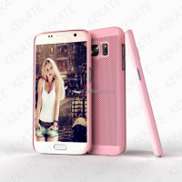 plastic hard PC mesh latest phone case for samsung galaxy s7