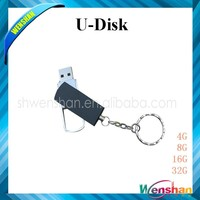 High quality usb flash drive, hot-selling swivel usb stick for busness gift