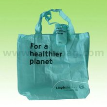 Polyester 190T Folding Shopper Bag