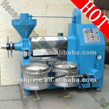 Henan Name Brand Machinery best selling Hemp Oil extractor machine (6YL-A series)