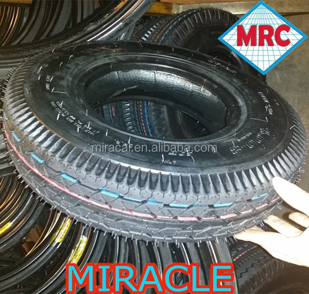 motorcycle tubeless tire 400-8 4.00-8