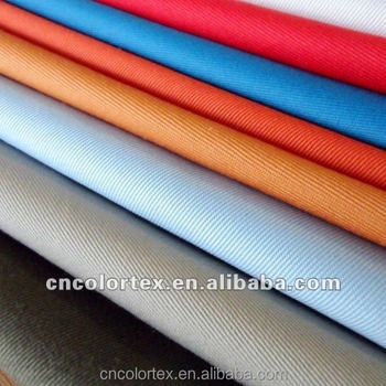 HIGH-QUALITY T/C DYED TWILL FABRIC FOR WORKWEAR