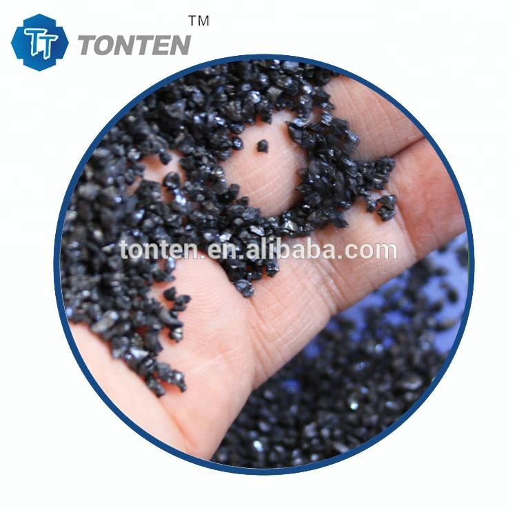 Sand Blasting Media 1-2mm 2-4mm 20/40 mesh Iron Silicate