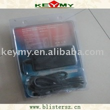 PVC charger blister