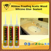 Mildew Proofing Acetic Wood Silicone Glue Sealant