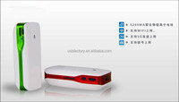 Mobile Portable Multifunctional Mini Wireless Power Bank with 3G WiFi Router