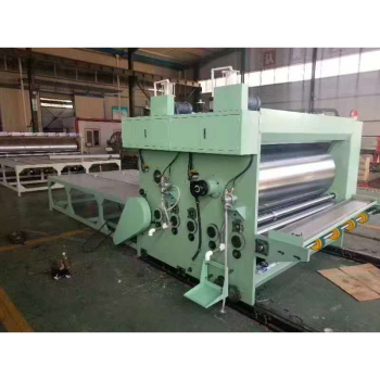 High Speed Box Automatic Printing Slotting Die Cutting Machine