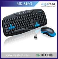 Newest Gaming Wireless keyboard and mouse combo