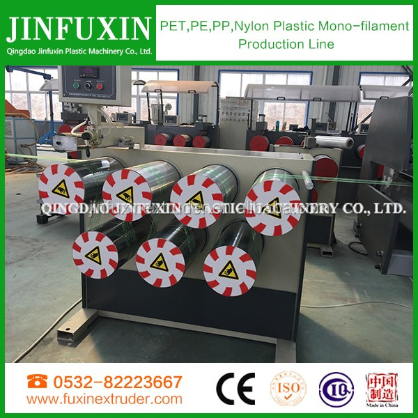 Plastic Single Screw Extruder / filament extruder machine