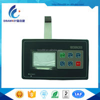 High-quality LCD Display Window Membrane Keypad For Intelligent Controller